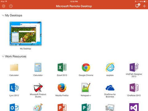 Top 5 iPad apps for IT Managers remote desktop ipad