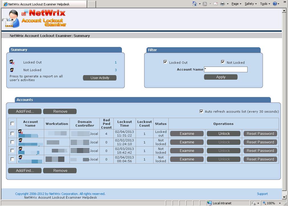Netwrix_account_examiner_web_portal_view_examine