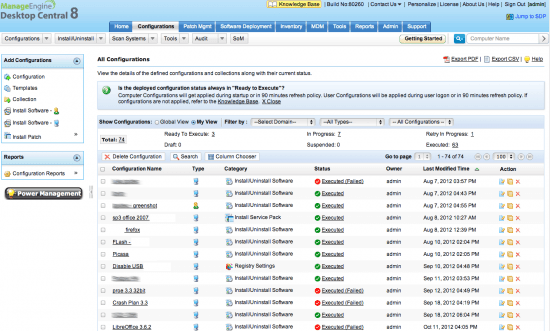 Review: ManageEngine Desktop Central - ITSMDaily com