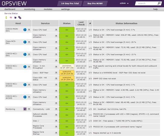 opsview-status-service