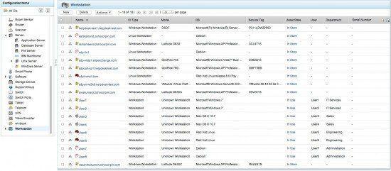 ManageEngine-SDP-cmdb