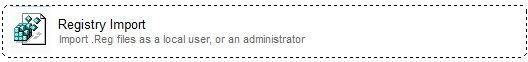 network-administrator-registry-import
