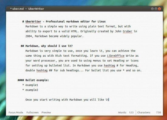uberwriter-markdown