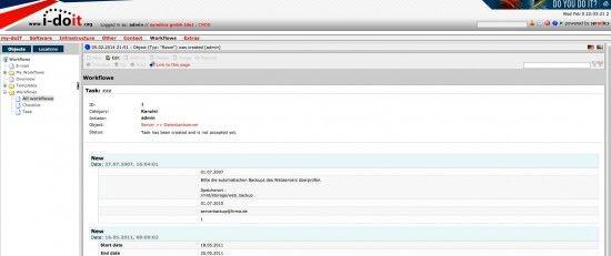 i-doit-CMDB-workflow-task
