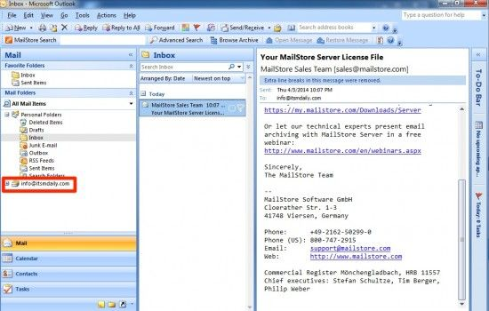 mailstore-outlook-imapi