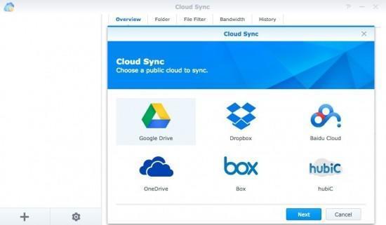 dsm 5.1 announced cloud sync