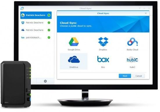 synology dsm 5.1 beta cloud