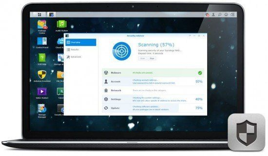 Synology DSM 5.1 beta security station