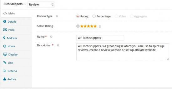 wp-rich-snippets-review