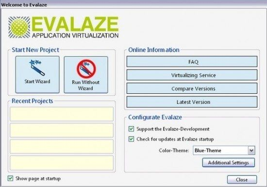 Evalaze-application-virtualization