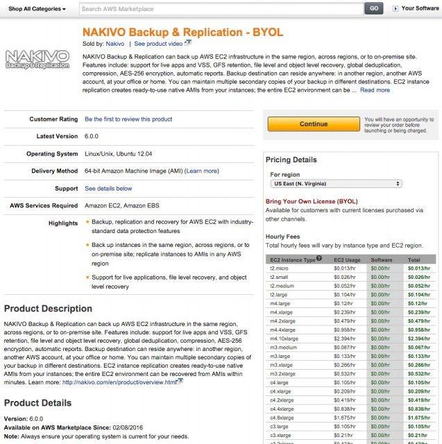 NAKIVO_Backup___Replication_-_BYOL_on_AWS_Marketplace