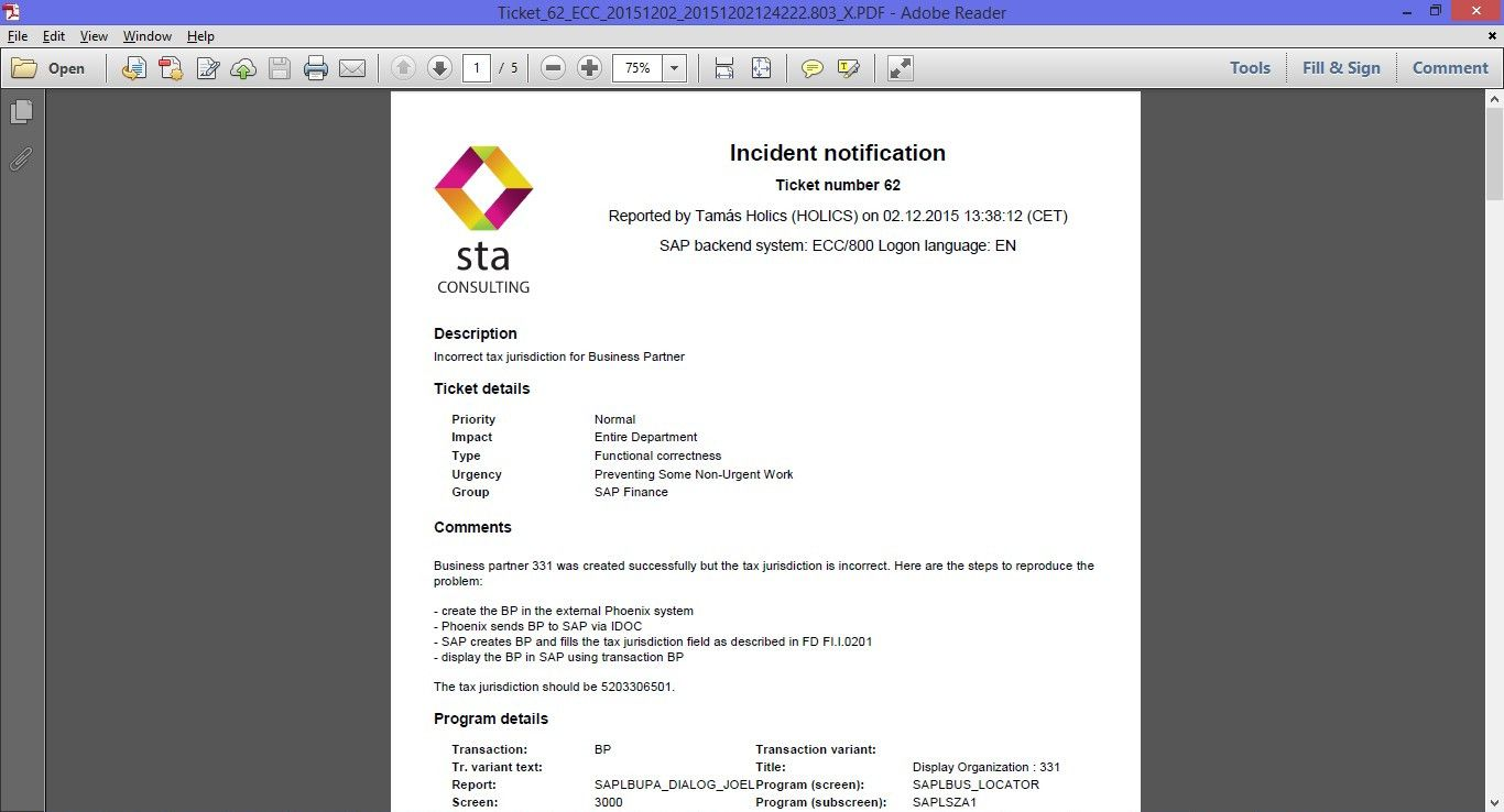 How to simplify sap support processes and reduce ticket handling ts 3b pdf 1 fandeluxe Choice Image