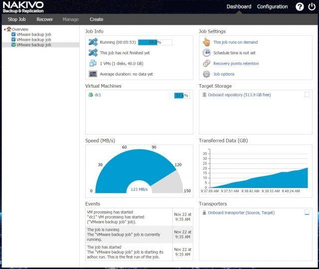 nakivo-backup-ad-server-backup-process