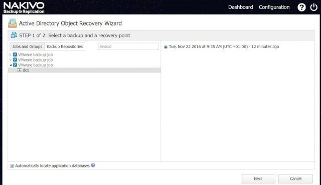 nakivo-backup-ad-server-recover-ad-objects-step1