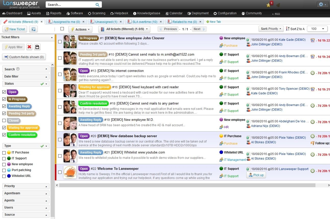 lansweeper review amazing tool for it service desk itsmdaily com rh itsmdaily com
