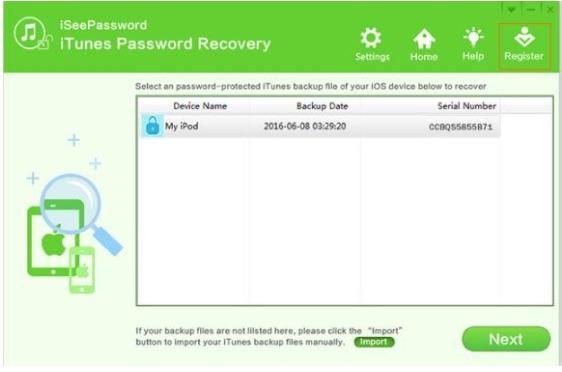 3 Solutions to Unlock iTunes Backup if Password is Forgotten